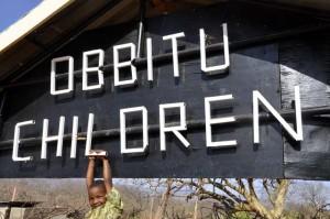 Villaggio Obbitu Childred a sololo kenya