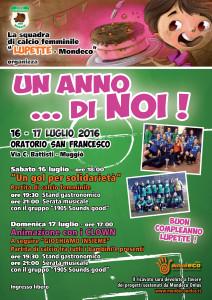 1 Anno Lupette