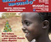Aperta sabato 2 dicembre la Mostra Missionaria Cose dell'altro Mondo – Natale 2018