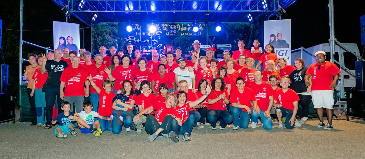 Mondeco onlus il gruppo dei volontari