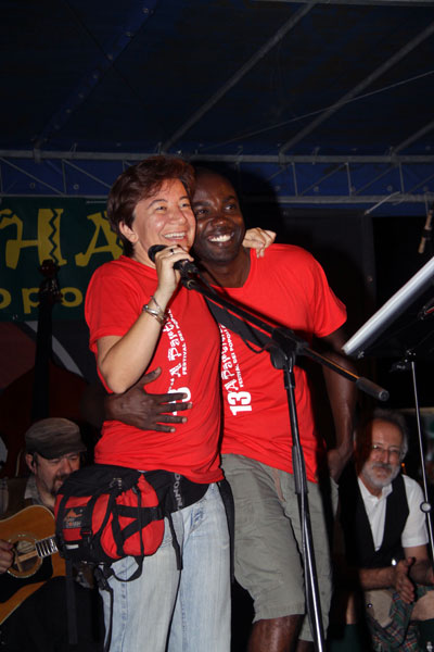 a partilha, festival dei popoli 2014