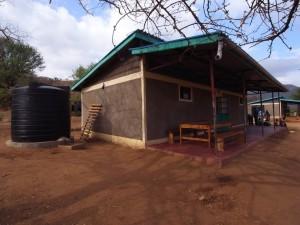 Casa dove vivono i bambini