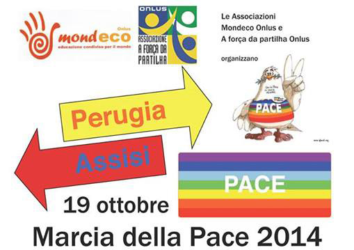 marcia della pace di Assisi