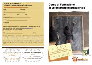 Corso Volontari 2015