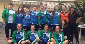 calcio femminile Muggiò